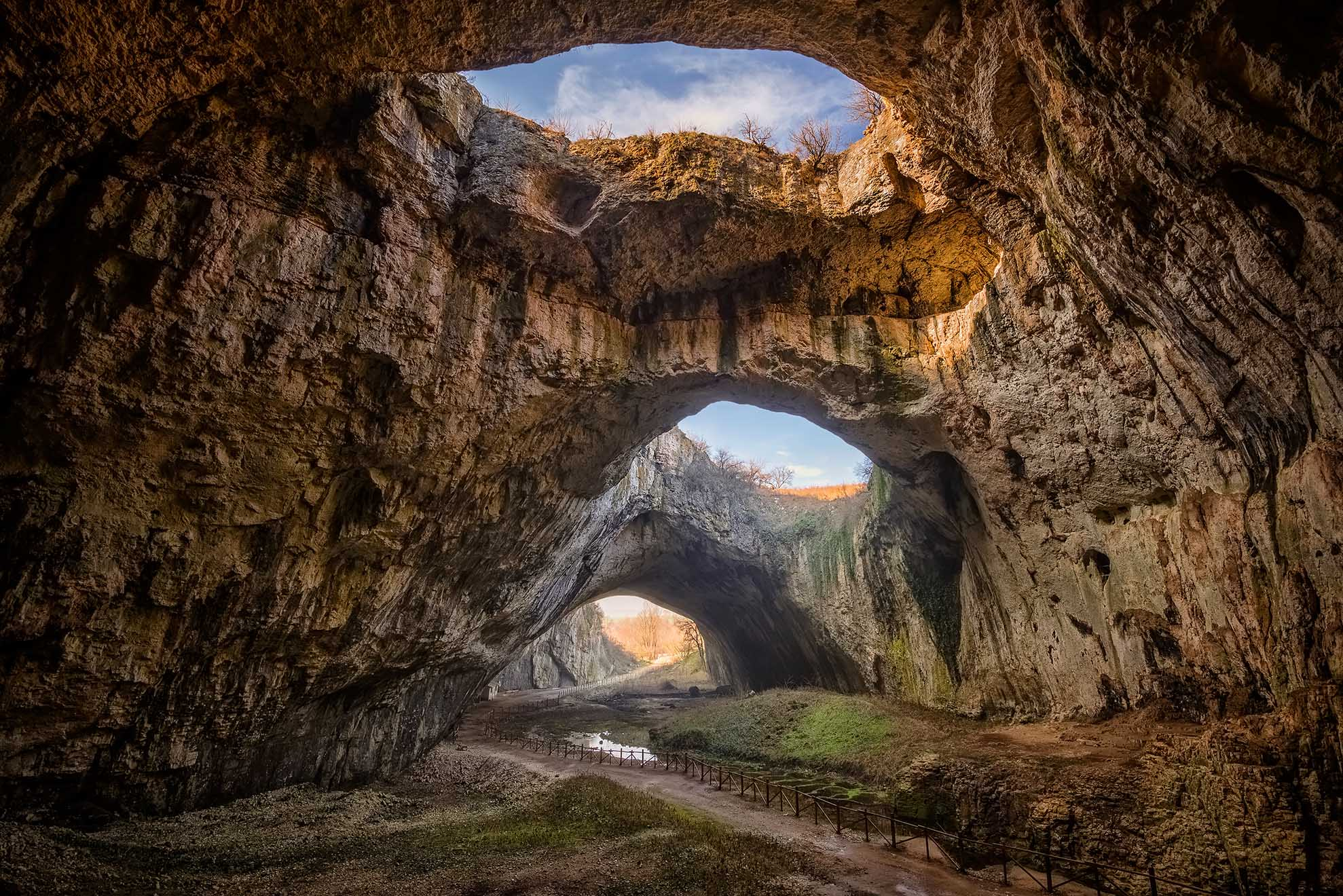 Canvas Prints - Devetaki Cave