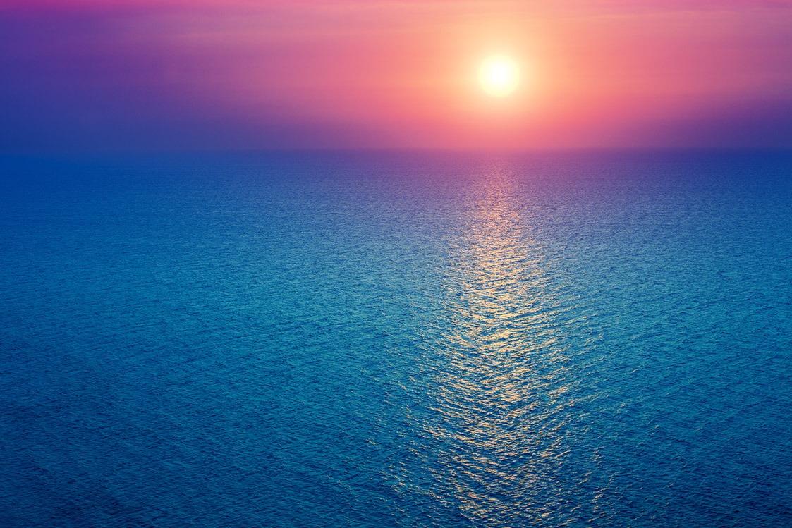 Canvas Print - Vast Open Seas
