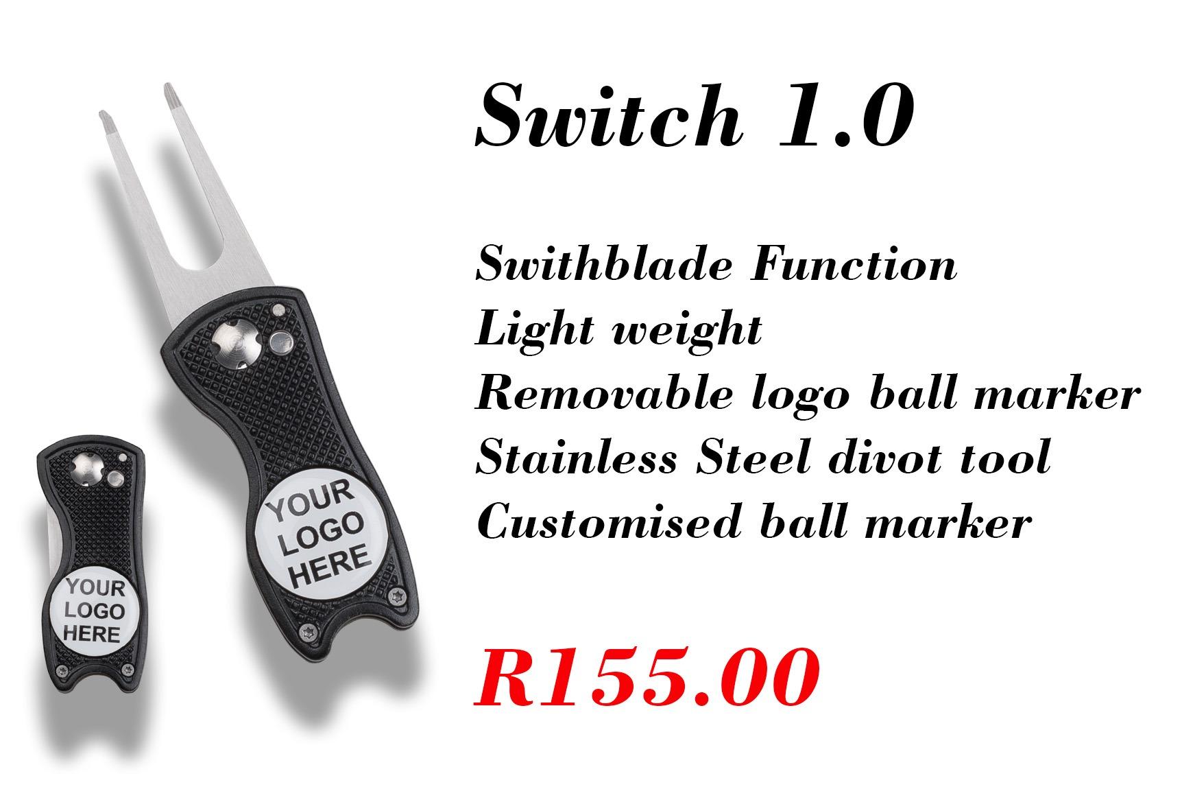 switch divot tool